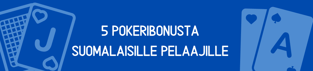 pokeribonusta FI