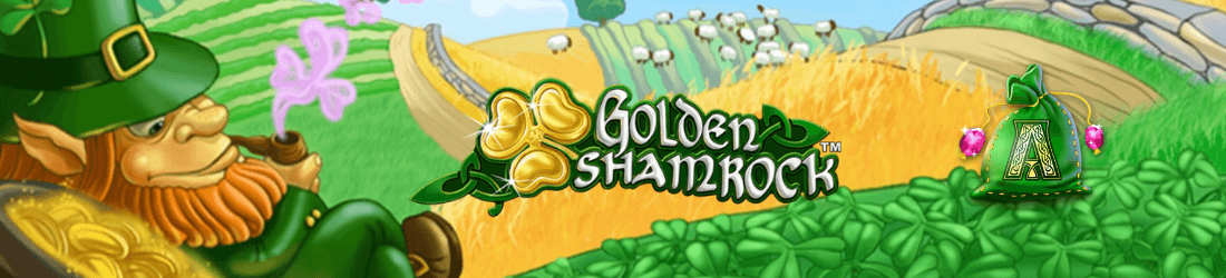 golden shamrock fi netent