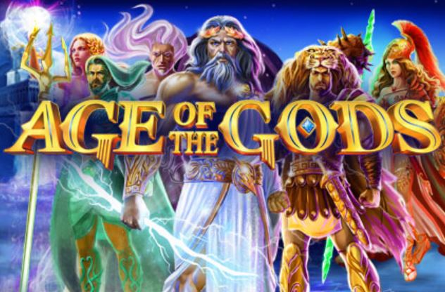 Age of the gods FI playtech