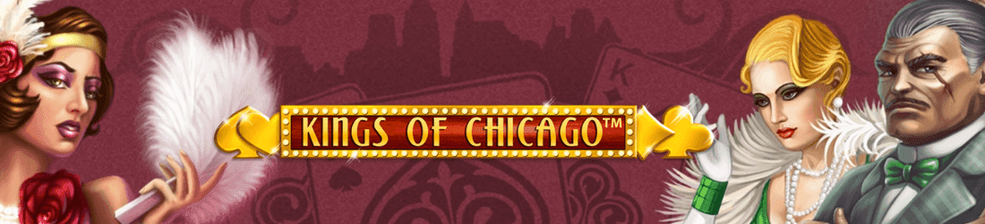 Kings of Chicago FI netent