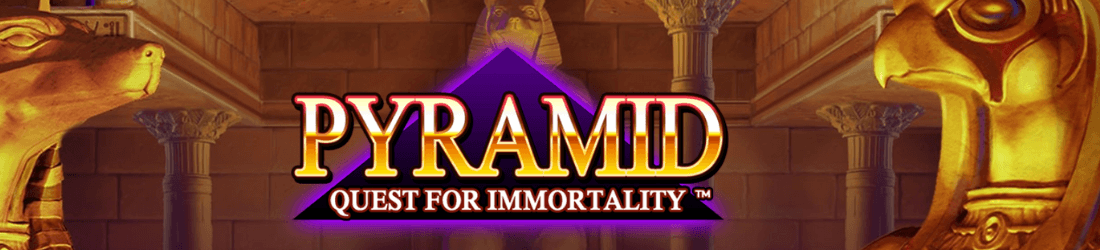Pyramid Quest for Immortality FI netent