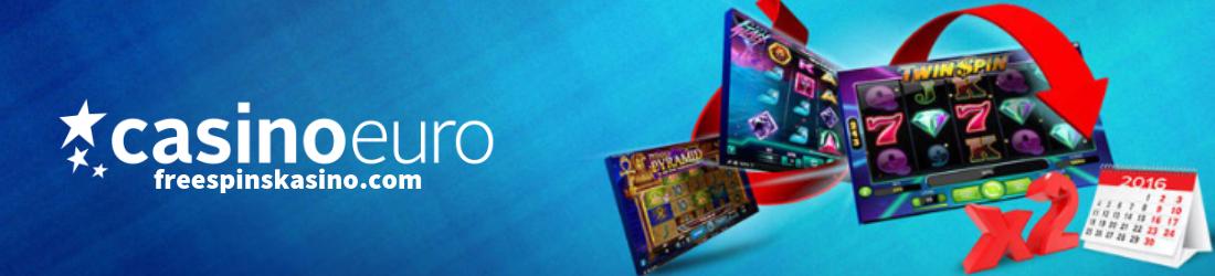 Casinoeuro offers