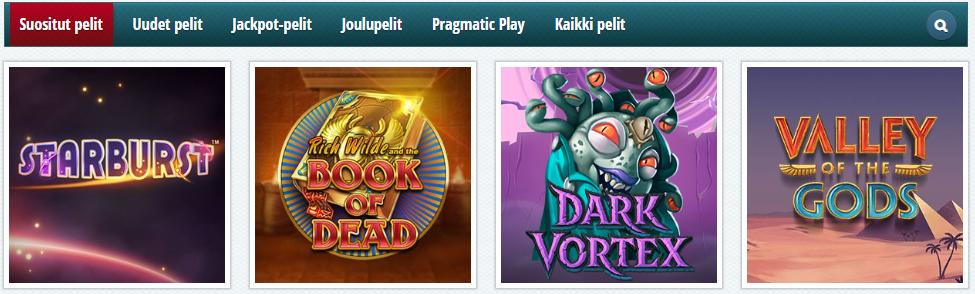 games at euroslots