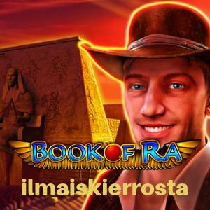 Viisi kasinoa, joilla voit pelata Book of Ra -peliä