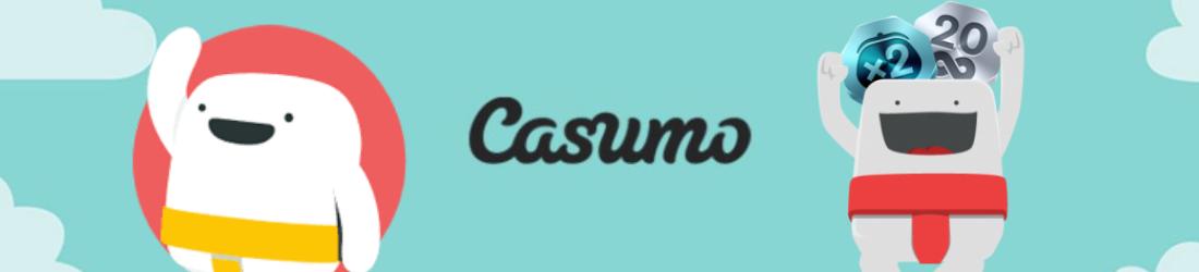 casumo casino 20 free spins
