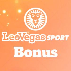 bonus odds leovegas