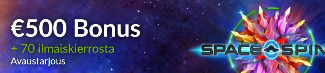 omni slots €500 bonus + 70 free spins