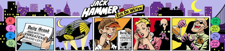jack hammer FI kolikkopeli