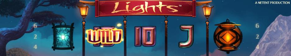 lights kolikkopelit