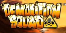Demolition Squad päästää purkuryhmän valloilleen