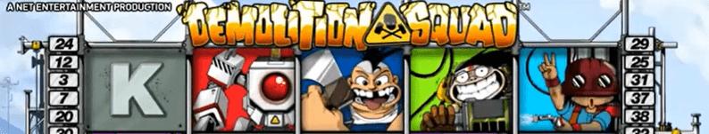 Demolotion Squad FI kolikkopelit