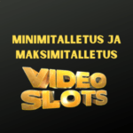 min deposits videoslots