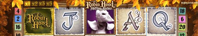 robin hood FI  kolikkopelit