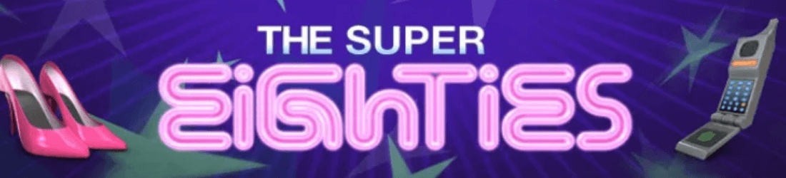 the super eighties FI netent